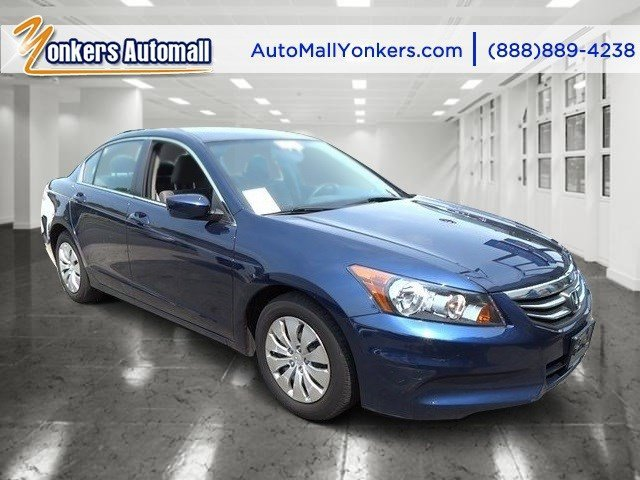 2012 Honda Accord Sdn LX Celestial Blue MetallicGray V4 24L Automatic 36163 miles 1 owner cl
