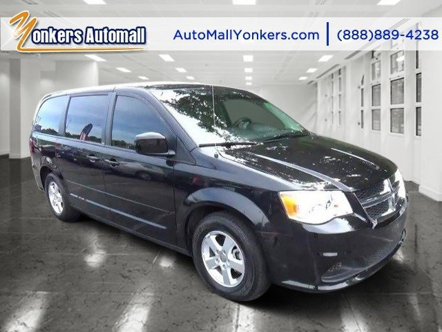 2013 Dodge Grand Caravan SXT Brilliant Black Crystal PearlBlackSandstorm V6 36L Automatic 487