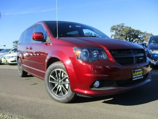 2017 Dodge Grand Caravan SXT Octane Red PearlcoatBlack V6 36 L Automatic 12 miles  QUICK ORDE