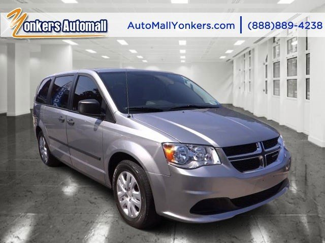 2013 Dodge Grand Caravan SE Billet Silver MetallicBlackLight Graystone V6 36L Automatic 10937