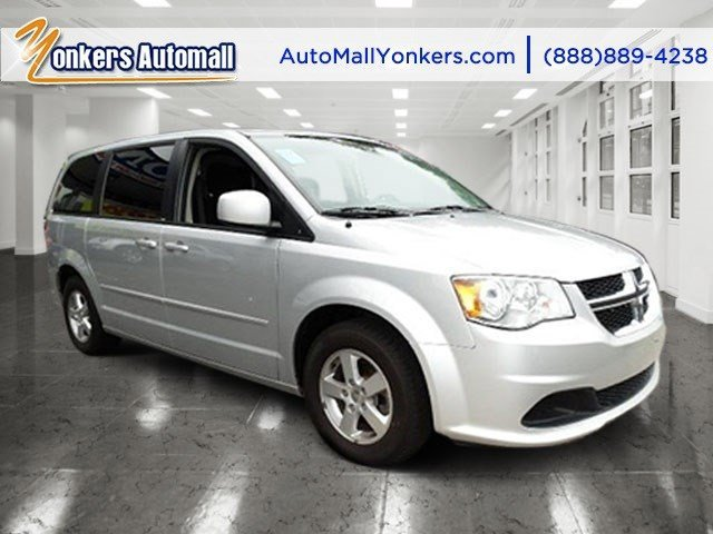 2012 Dodge Grand Caravan SXT Bright Silver MetallicBlackLight Graystone V6 36L Automatic 4733