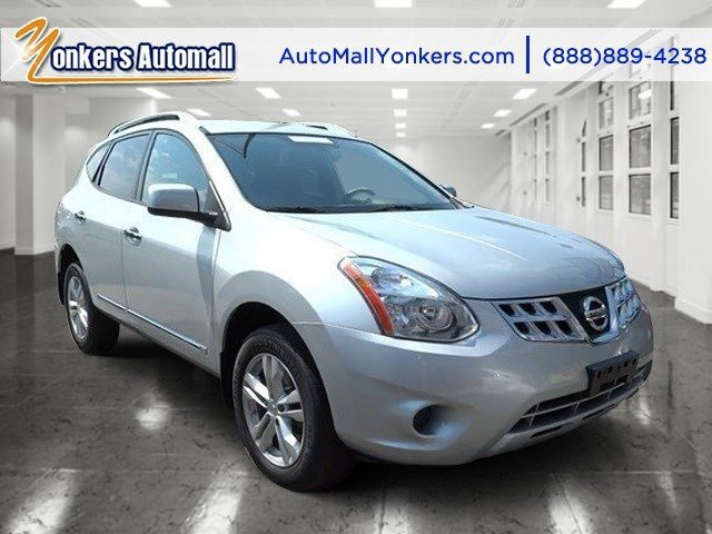 2012 Nissan Rogue SV Brilliant SilverGray V4 25L Automatic 43998 miles Yonkers Auto Mall is t
