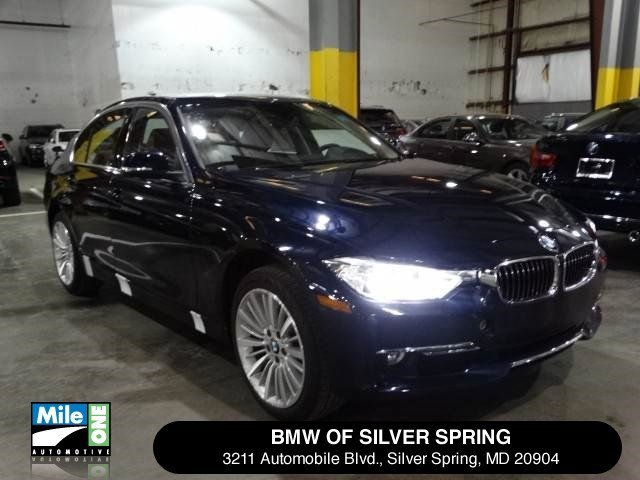 2015 BMW 3 Series 335i xDrive Imperial Blue MetallicSaddle BrownExcl Stitch V6 30 L Manual 0