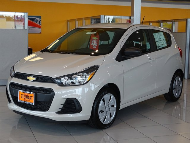 2017 Chevrolet Spark LS Toasted MarshmallowJet Black V4 14L Automatic 0 miles  TRANSMISSION C