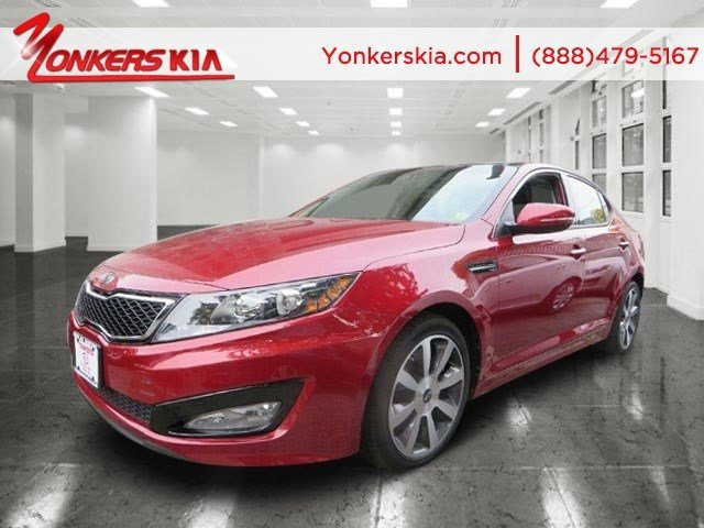 2012 Kia Optima SX Spicy RedBlack V4 20L Automatic 11303 miles Optima SX Turbo MINT Rear ca