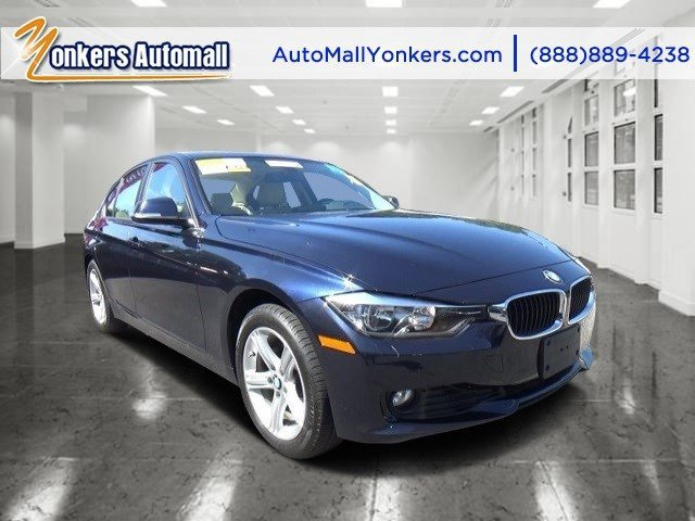 2013 BMW 3 Series 328i xDrive Imperial Blue MetallicVenetian Beige V4 20L Automatic 34259 mile