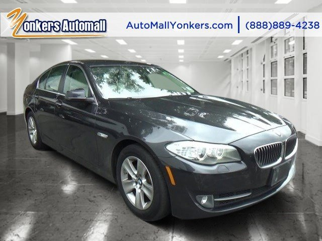 2013 BMW 5 Series 528i xDrive Space Gray MetallicVeneto Beige V4 20L Automatic 39871 miles 1