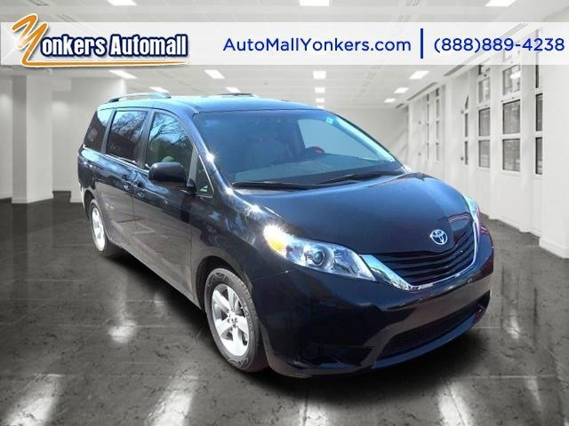 2015 Toyota Sienna LE Attitude BlackGray V6 35 L Automatic 36322 miles Sophisticated smart
