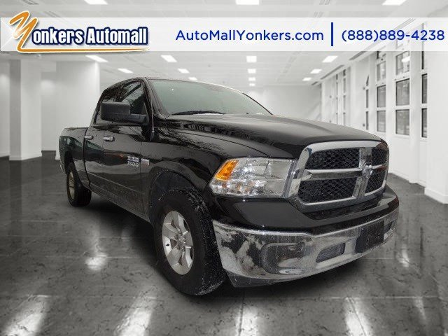 2014 Ram 1500 SLT Black ClearcoatDiesel GrayBlack V8 57 L Automatic 13762 miles Yonkers Auto