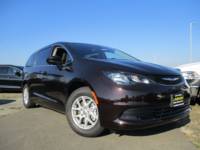 2017 Chrysler Pacifica Touring Dark Cordovan PearlcoatBlackAlloy V6 36 L Automatic 3 miles
