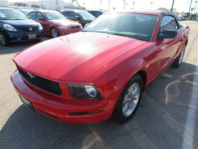 2007 Ford Mustang Torch Red V6 40L Automatic 70500 miles Choose from our wide range of over 5