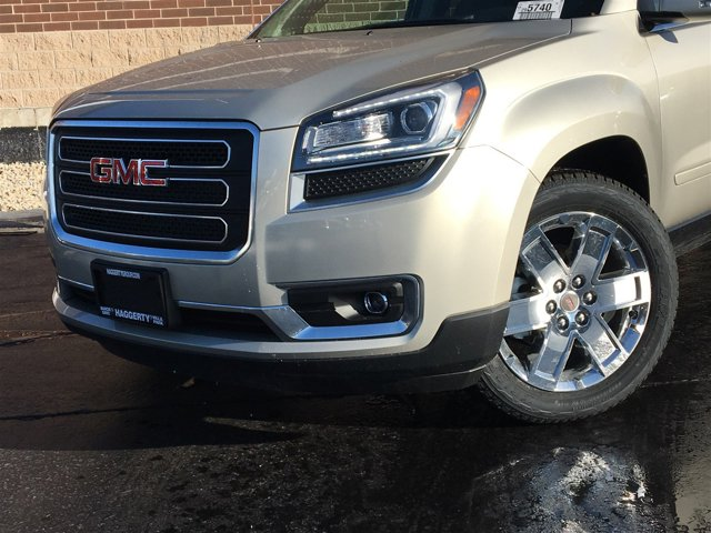 2017 GMC Acadia Limited Limited Sparkling Silver MetallicDK CSHMRE LTH APPT V6 36L Automatic 1