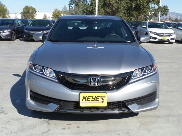 2017 Honda Accord Coupe LX-S Lunar Silver MetallicBLK CLOTH V4 24 L Variable 11 miles  ENGINE