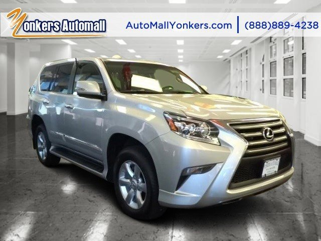 2014 Lexus GX 460 wNavigation Tungsten PearlBlack V8 46 L Automatic 19212 miles 1 owner cle