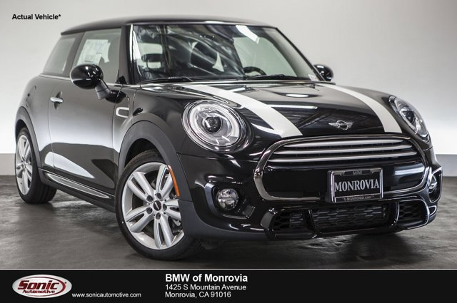 2015 MINI Cooper Hardtop 2dr HB Carbon Black V3 15 L Automatic 0 miles  Turbocharged  Front