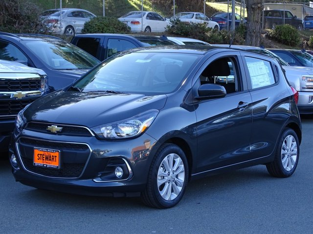 2017 Chevrolet Spark LT Nightfall GrayJet BlackWhite V4 14L Automatic 0 miles  TRANSMISSION