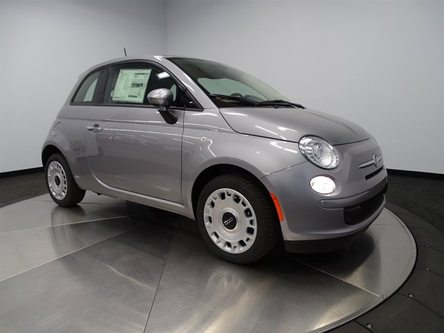 2016 FIAT 500 Pop Billet Argento SilverA7X9 V4 14 L Manual 0 miles Buy it Try it Love it