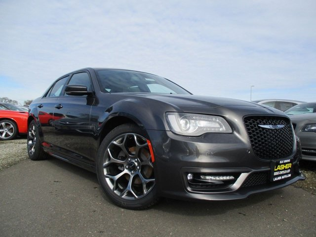 2017 Chrysler 300 300S Granite Crystal Metallic Clearcoat V6 36 L Automatic 10 miles  300S PR