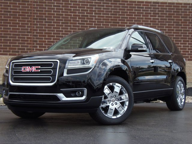 2017 GMC Acadia Limited Limited Ebony Twilight MetallicEbony V6 36L Automatic 5751 miles The
