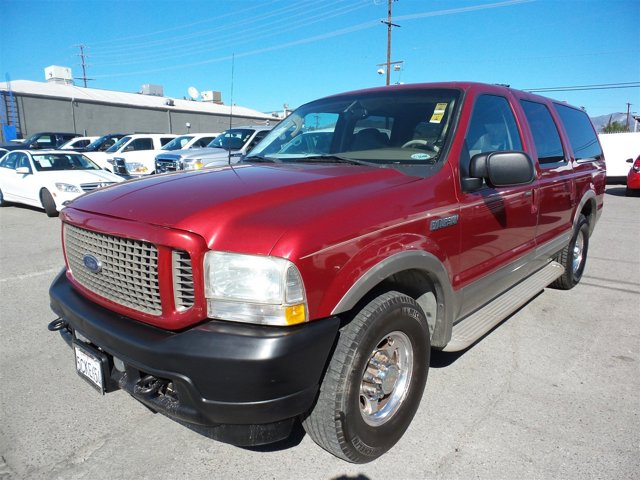 2003 Ford Excursion Eddie Bauer RedRED V10 68L Automatic 302973 miles Choose from our wide ra