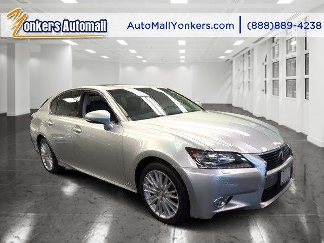 2013 Lexus GS 350 wNavigation Liquid PlatinumBlack V6 35L Automatic 46447 miles Luxury packa