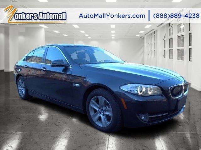 2013 BMW 5 Series 528i xDrive Mojave MetallicBlack V4 20L Automatic 44926 miles 1 owner clea
