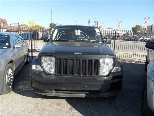 2012 Jeep Liberty Sport Brilliant Black V6 37L Automatic 67985 miles Scores 21 Highway MPG an