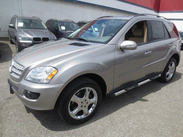 2008 Mercedes M-Class ML350 4MATIC 35L Sand Beige MetallicMacadamia V6 35L Automatic 67080 mil