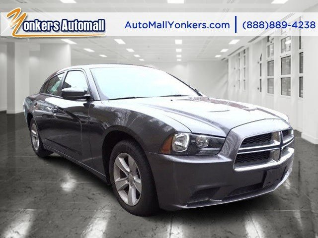 2013 Dodge Charger SE Granite Crystal MetallicBlack Interior V6 36L Automatic 39615 miles 1 ow