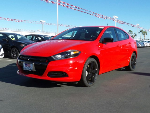 2016 Dodge Dart SXT TorredLight TungstenBlack V4 24 L Automatic 0 miles  CALIFORNIA APPEARAN