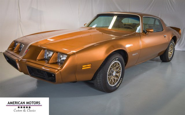 1979 Pontiac Firebird Gold V  Automatic 31460 miles Gorgeous bronze with tan interior Firebird