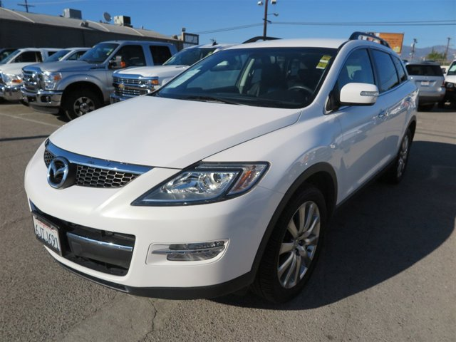 2009 Mazda CX-9 Grand Touring Crystal White Pearl MicaWHITE V6 37L Automatic 98573 miles Deal