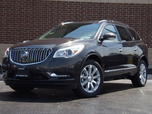 2017 Buick Enclave Premium Iridium Metallic V6 36L Automatic 2958 miles Buick began its produ
