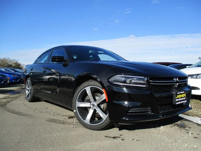 2017 Dodge Charger SE Pitch Black ClearcoatBlack V6 36 L Automatic 21 miles  TRANSMISSION 8-
