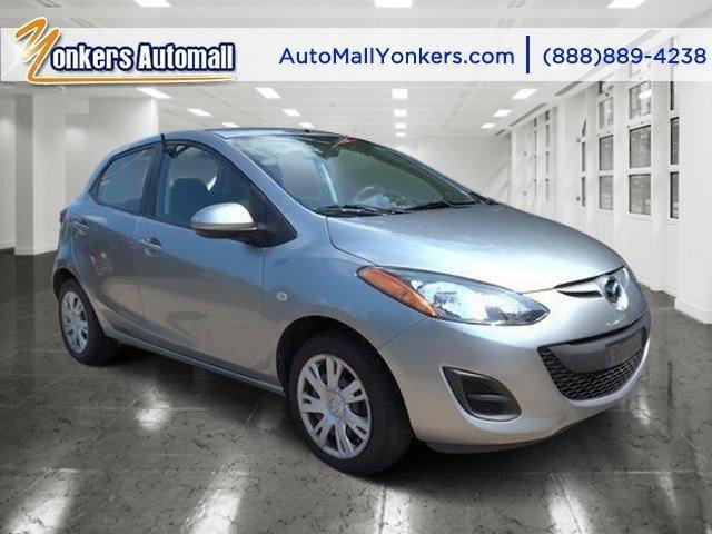 2013 Mazda Mazda2 Sport Liquid Silver MetallicBlack V4 15L Automatic 41231 miles Yonkers Auto