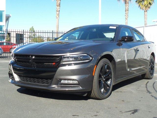 2017 Dodge Charger RT Granite PearlcoatBlack V8 57 L Automatic 0 miles  TRANSMISSION 8-SPEE
