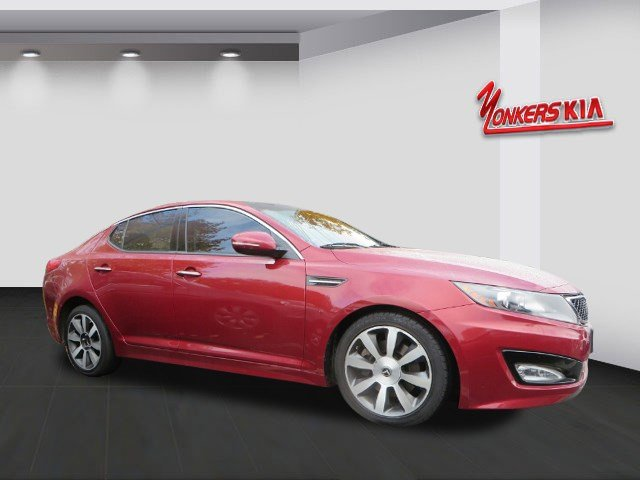 2011 Kia Optima SX Spicy RedBlack V4 20L Automatic 31731 miles 1 owner clean carfax Optima