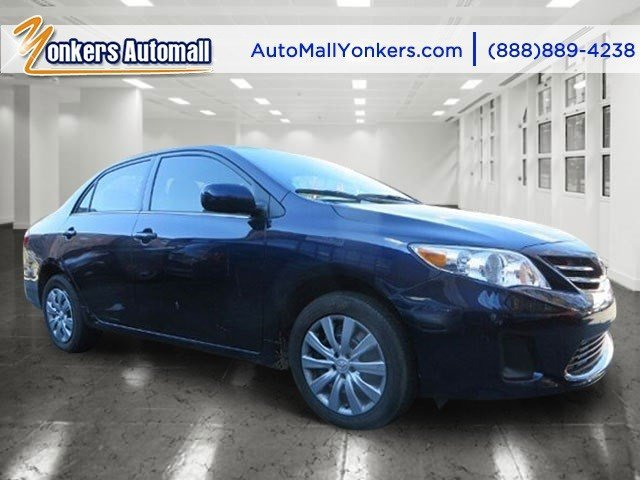 2013 Toyota Corolla  V4 18L  38040 miles Youll always have an enjoyable ride whether youre z