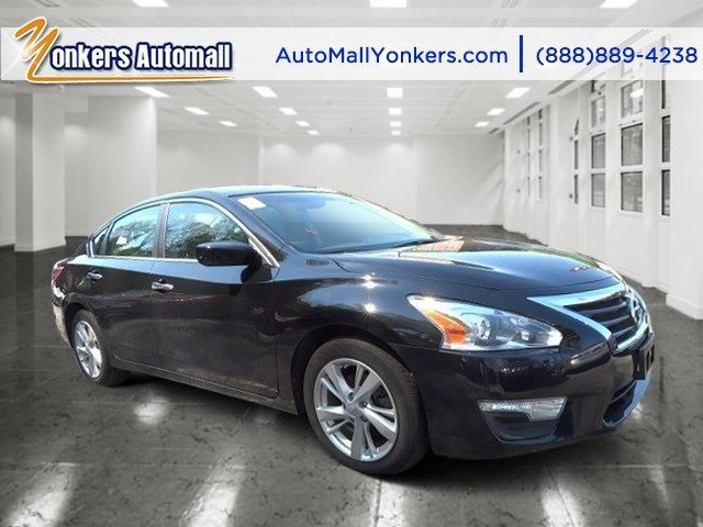 2013 Nissan Altima 25 SV Super BlackBlack V4 25L Automatic 30150 miles  Rearview Camera  Al