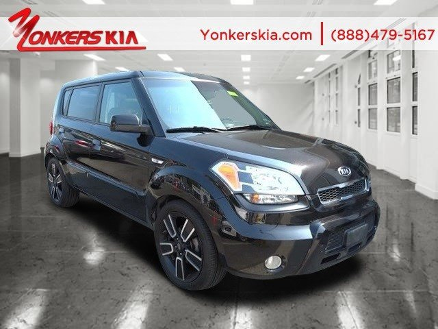 2010 Kia Soul  BlackBlack V4 20L Automatic 61421 miles Soul Exclaim with sunroof and leather