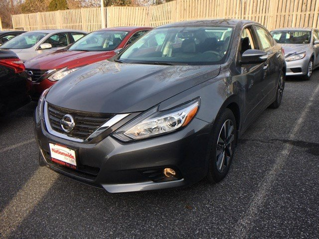 2017 Nissan Altima 25 SV GrayET G V4 25 L Variable 5 miles  K01 CONVENIENCE PACKAGE -inc