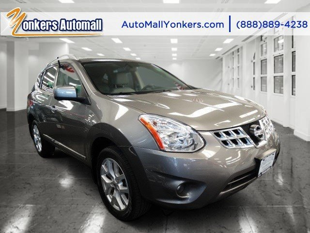2012 Nissan Rogue SL Platinum GraphiteTan V4 25L Automatic 39215 miles SL NavigationYonke