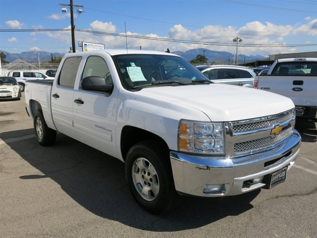 2012 Chevrolet Silverado 1500 LT White V8 62L Automatic 123543 miles Choose from our wide ran