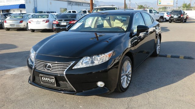 2013 Lexus ES 350 4dr Sdn Obsidian V6 35L Automatic 43179 miles Choose from our wide range of