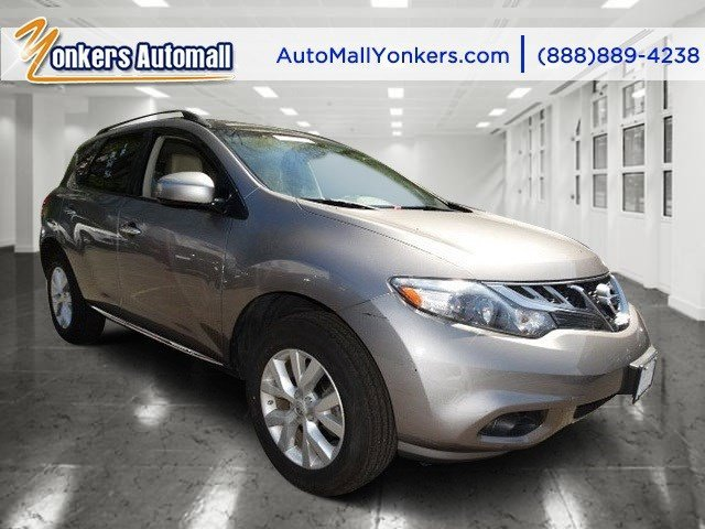 2011 Nissan Murano SL Tinted Bronze MetallicBeige V6 35L Automatic 33622 miles Fully loaded w
