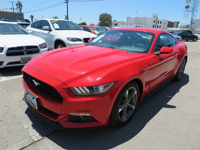 2015 Ford Mustang V6 Race Red V6 37 L Automatic 21923 miles Choose from our wide range of ove