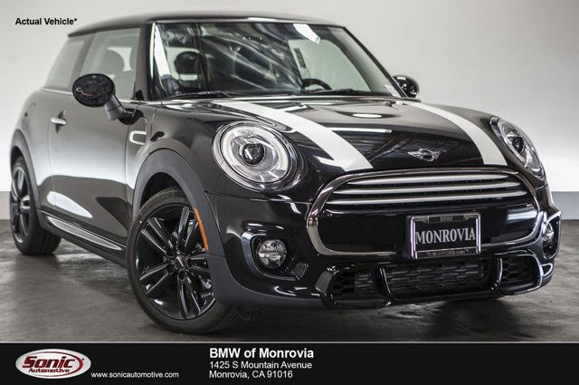 2015 MINI Cooper Hardtop 2dr HB Midnight Black MetallicCarbon Black V3 15 L Automatic 0 miles