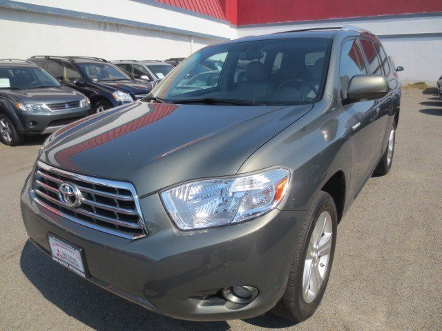 2010 Toyota Highlander Limited Cypress PearlAsh V6 35L Automatic 22328 miles WARRANTY REMAININ