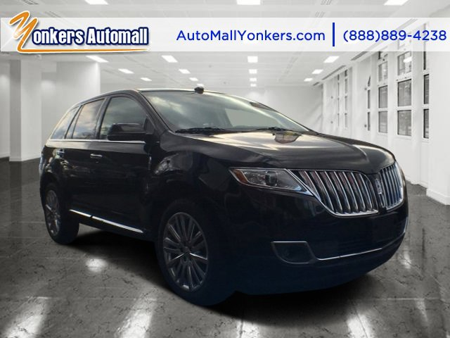 2013 Lincoln MKX BlackCanyon V6 37L Automatic 44626 miles AWD We cant keep these on the lo