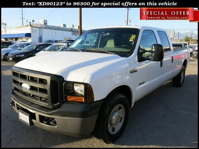 2006 Ford Super Duty F-350 SRW XL Oxford White V8 60L  125256 miles Choose from our wide rang